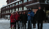 Participants in front of Holmenkollen Park Hotel. Photo: Kay Gastinger.